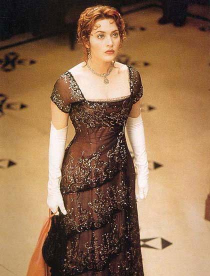 Titanic ganó el Óscar al mejor vestuario en 1998